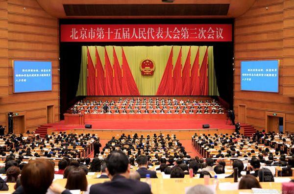 北京人大会议