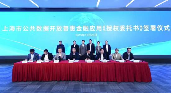 八家部门签署《授权委托书》