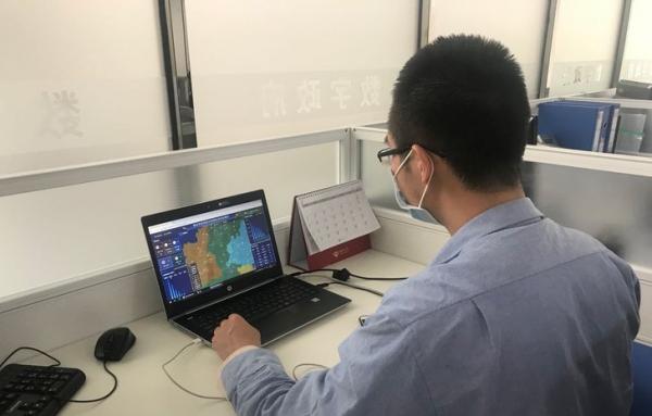 肇庆市率先建成政务大数据中心