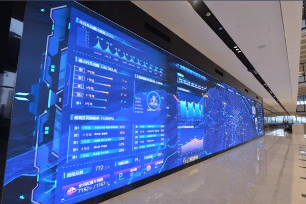 上海申通地铁大数据中心