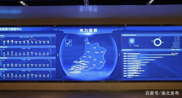 渝北区能源大数据中心